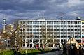 2016-03-30 Goseriede 10 12 in 30159 Hannover, ehemals Hannoversche Presse, hier nun ver.di-Höfe der IGEMET an der Ecke Brüderstraße.jpg