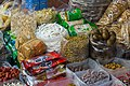 2016 Bangkok, Dystrykt Samphanthawong, Ulica Yaowarat, Chińskie produkty żywnościowe (02).jpg