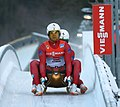 2017-12-03 Luge World Cup Team relay Altenberg by Sandro Halank–093.jpg