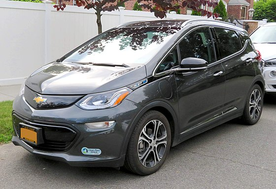 Chevrolet Bolt Wikiwand