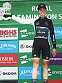 2017 Women's Tour stage 3 the queen of the mountains 023 Audrey Cordon.JPG