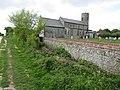 2018-05-11 North elvation, Parish church of Saint Mary, Roughton, Norfolk (3).JPG