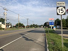 New Jersey Route 15 - Wikipedia
