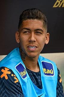 Roberto Firmino Brazilian association football player
