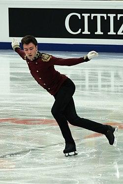 Russian figure skaters men