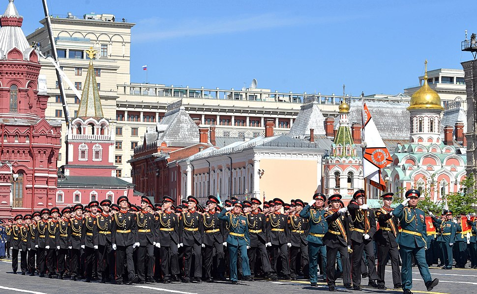 2018 Moscow Victory Day Parade 33