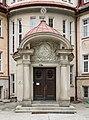 2019 Klasztor Urszulanek Unii Rzymskiej w Bardzie 05.jpg