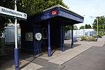 2019 at Shirehampton station - shelter.JPG