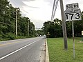 2020-06-22 18 22 16 View south along Maryland State Route 173 (Fort Smallwood Road) at Middlebury Drive in Lake Shore, Anne Arundel County, Maryland.jpg