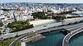 2021-04-08 Beach Naminoue,Naha,Okinawa(波の上ビーチと那覇の街) DJI Mini2-0008.jpg