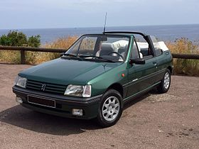 image illustrative de l'article Peugeot 205