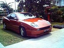 La Fiat Coupé 20V Turbo