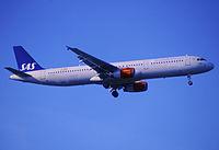 LN-RKI - A321 - SAS