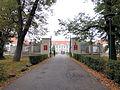 220913 Gate of Bishops Palace in Wolbórz - 01.jpg