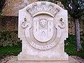 23 November 2007, Statue crest of Lagos.JPG