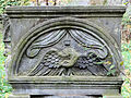 251012 Detail of tombstones at Jewish Cemetery in Warsaw - 31.jpg