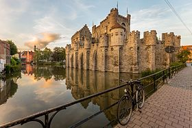 Image illustrative de l'article Château des comtes de Flandre