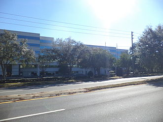 Florida Department of Corrections - Former headquarters in Tallahassee