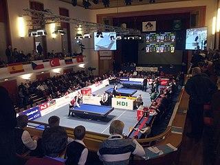 UMB World Three-cushion Championship for National Teams