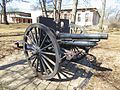 3-inch M1902 field gun at the 1st Division Museum tank park.JPG
