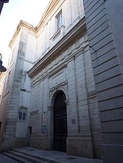 Petit temple de Nîmes