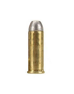 .38 Long Colt cartridge