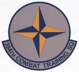 394th Combat Training Squadron - Image: 394th Combat Training Squadron