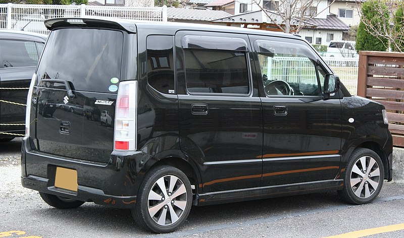 Commons Wikimedia Wiki File Rd Generation Suzuki Wagon R Stingray Jpg
