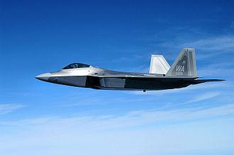 433d Weapons Squadron - 433d WPS F-22A Block 30 Raptor 06-0109