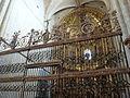 43c Tamara de Campos Iglesia San Hipolito reja presbiterio ni.JPG