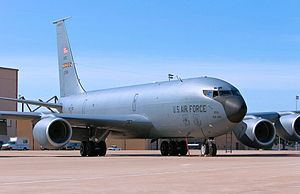459th Air Refueling Wing - Image: 459th Air Refueling Wing Boeing KC 135R BN Stratotanker 62 3556