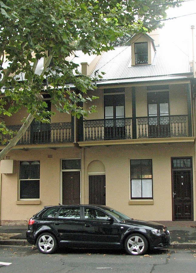 48-50 Kent Street, Millers Point