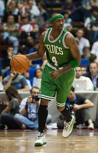 Jason Terry - Terry with the Celtics in October 2012