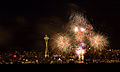 4th of July (2008) fireworks over Seattle.jpg