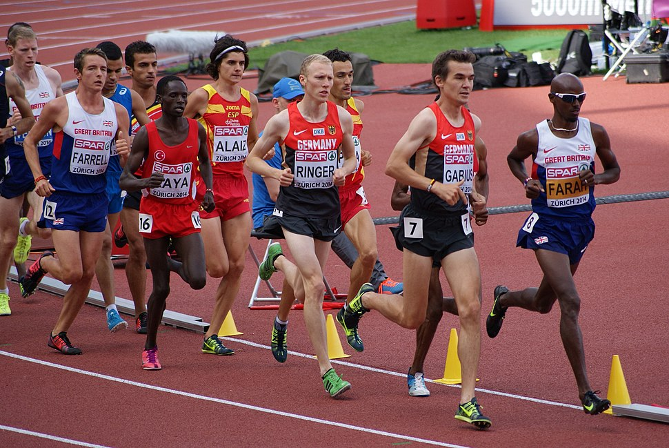 5000m men final European Athletics Championships Z%C3%BCrich 2014.JPG
