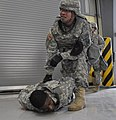 501st STB Soldiers practice prisoner detention techniques 140605-A-NY467-007.jpg