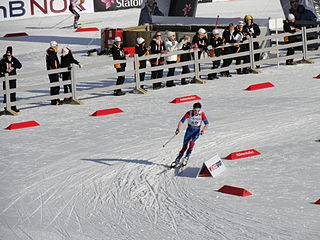 Andrew Musgrave UK cross-country skier