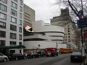 Frank Lloyd Wright's Solomon R. Guggenheim Mus...