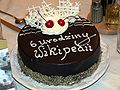 6-te urodziny Wikipedii w Krakowie aa.JPG