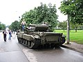 6779 - Moscow - Poklonnaya Hill - Tank.JPG