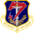 7th Air Division crest.png