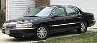 Lincoln Continental thumbnail