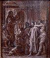 A. van Diepenbeeck Christ before Caiaphas.jpg