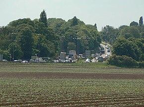 A453 road