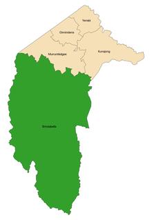 Brindabella electorate