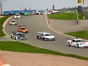 ADAC GT Masters - Competitors in the 2010 ADAC GT Masters season at Sachsenring