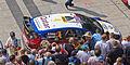 ADAC Rallye Deutschland 2013 - Fahrerpräsentation auf dem Roncalliplatz-4607.jpg
