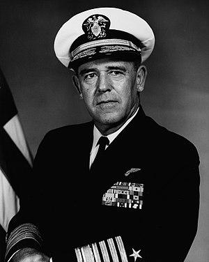 John Hyland - Admiral John J. Hyland