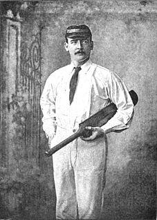 A. J. Webbe English cricketer