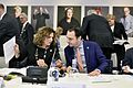 AMR conference - Ministers Schippers & van Dam (24312204813).jpg